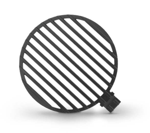 Cast-Iron Grill Grate